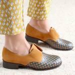 Zapatos CUTE ocres de Chie Mihara