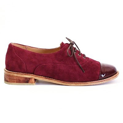 Zapatos Oxfords ISI de Coty Astroza