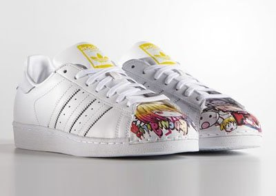 Zapatillas Originals Superstar Pharrell Supershell de Adidas