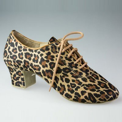 Zapatos animal print leopardo de Aida