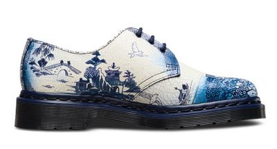Zapato Oxfords WILLOW de Dr. Martens