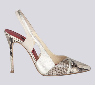 Zapatos Slingbacks de Carolina Herrera