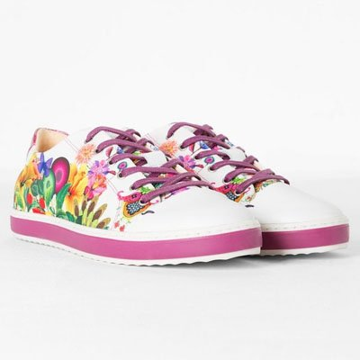 Sneakers Happyness Galactic Fruit de Desigual
