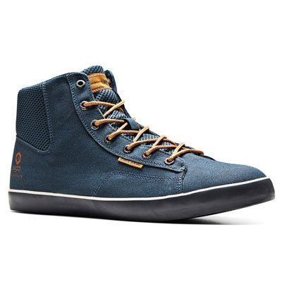 Zapatillas altas azules de Jack Jones