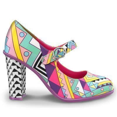 Zapatos GEOMETRIC de Hot Chocolate