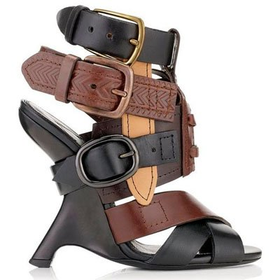 Sandalias MULTI BUCKLE de Tom Ford