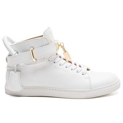 Sneakers 100MM WHITE de Buscemi